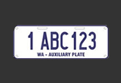 Auxiliary plates